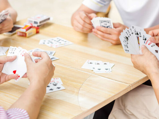 The Most Popular Card Games