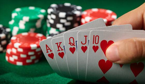 The Easiest Online Gambling Game